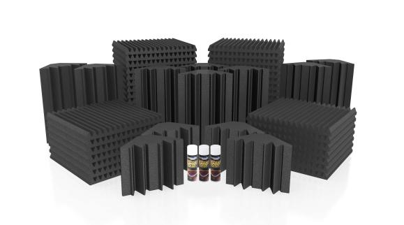 Acoustic Treatment Kit : mercury 5 solar system acoustic treatment kit universal acoustics ~ Hamham.info Haus und Dekorationen