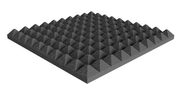 Saturn Pyramid 600